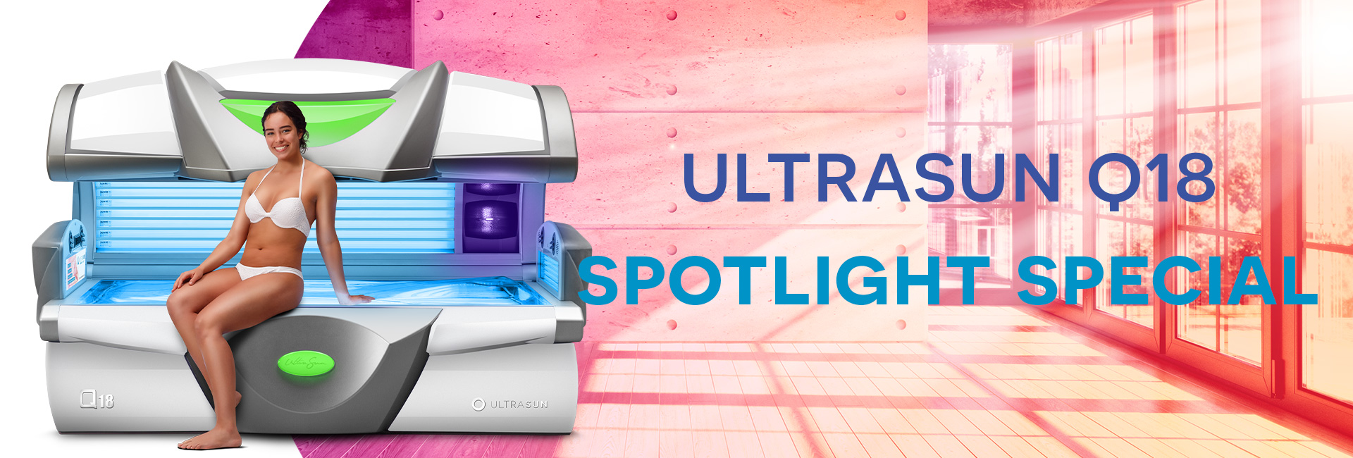 Ultrasun Q18 spotlight special