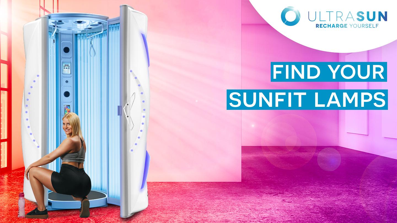 Ultrasun Sunfit Lamps